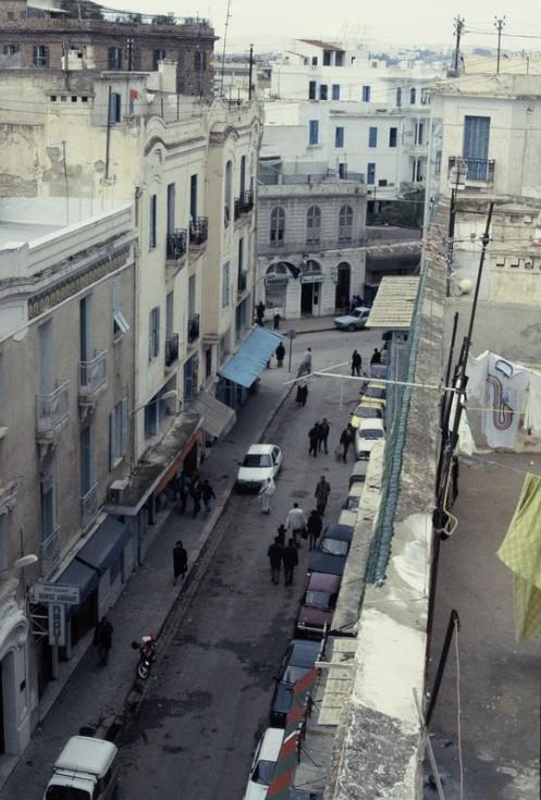 Grand Hotel de France_Tunis © Ekkehart Schmidt