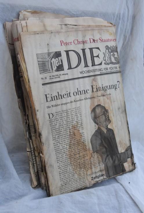 Erinnerungswerke IV - Historische Artefakte © Ekkehart Schmidt