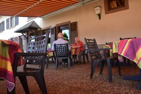 Restaurant de l'écluse_Grosbliederstroff © Ekkehart Schmidt