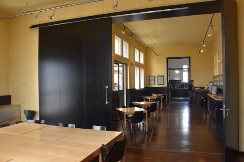 Café im Museum für Sepulkralkultur_Kassel © Ekkehart Schmidt