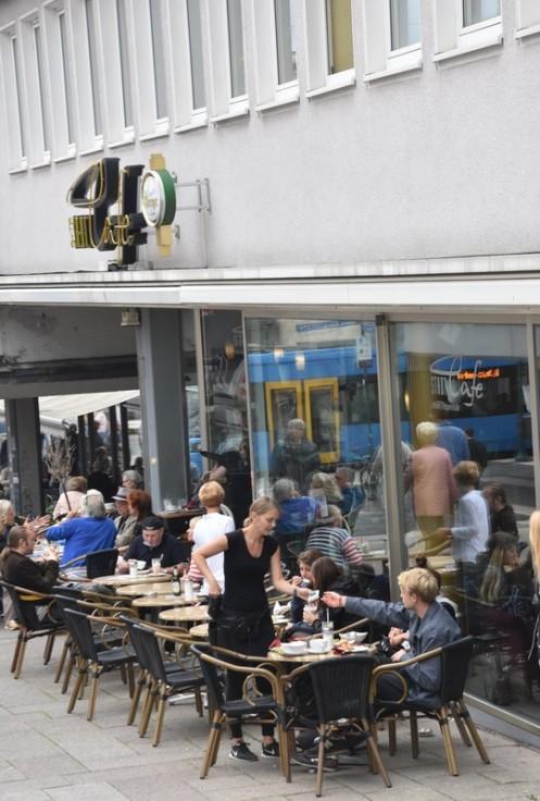 Stadt Café_Kassel © Ekkehart Schmidt