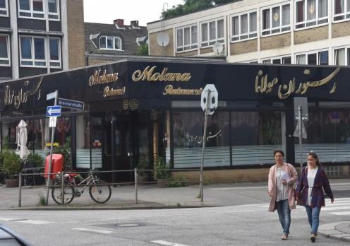 Molana Restaurant_Hamburg © Ekkehart Schmidt