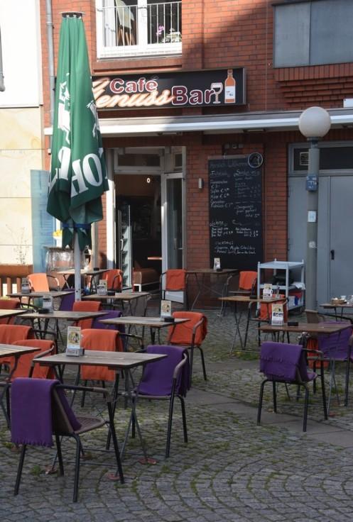 Genuss Bar_Hamburg © Ekkehart Schmidt