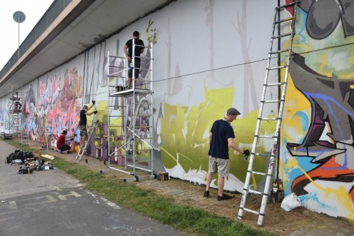 4560 Graffiti Meeting 2017_Saarbrücken © Ekkehart Schmidt