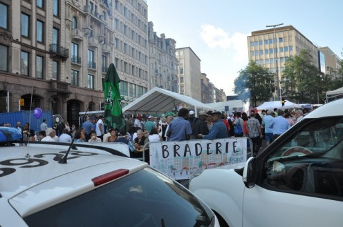 Große Braderie_Luxemburg © Ekkehart Schmidt