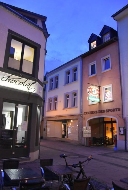 Taverne des Sports_Clervaux © Ekkehart Schmidt