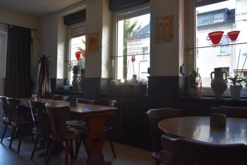 Café Um Stamminet_Luxemburg © Ekkehart Schmidt