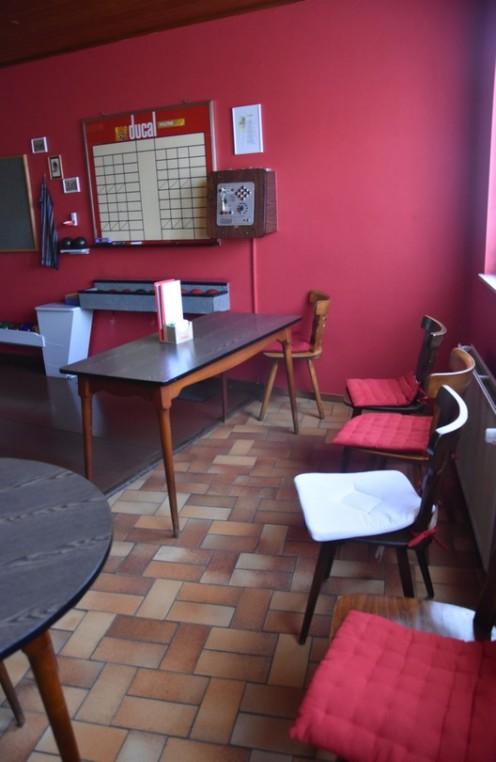 Café de la Gare_Hellange © Ekkehart Schmidt
