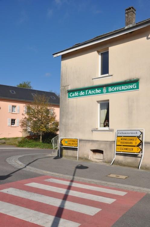 Café de l'Arche_Gonderange © Ekkehart Schmidt
