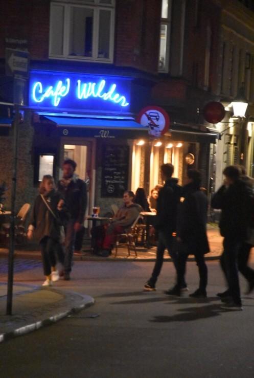 Café Wilder_Kopenhagen © Ekkehart Schmidt