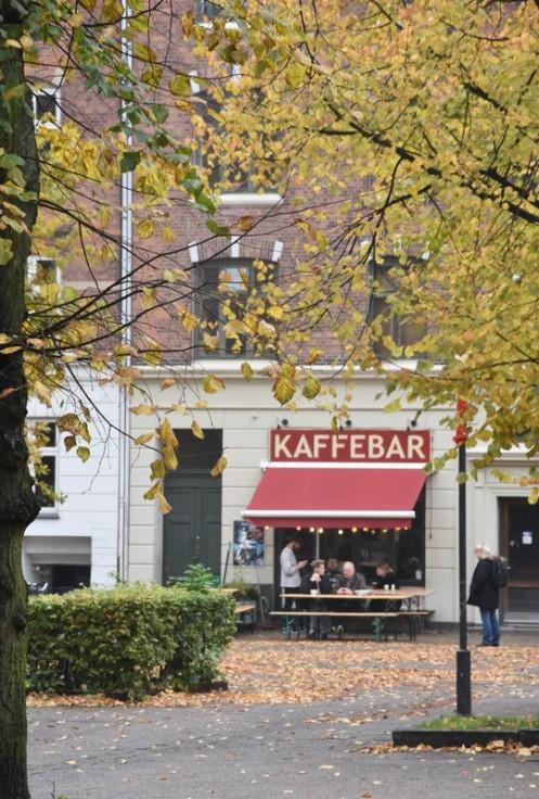 Røde Roses Kaffebar_Kopenhagen © Ekkehart Schmidt