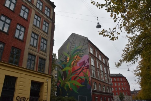 Nørrebro Murals_Kopenhagen © Ekkehart Schmidt