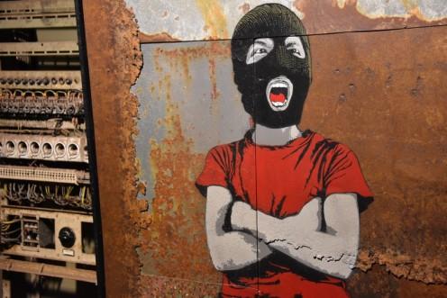 Urban Art Biennale 2017_Völklingen © Ekkehart Schmidt