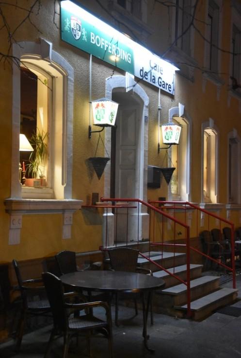 Café de la gare_Munsbach © Ekkehart Schmidt