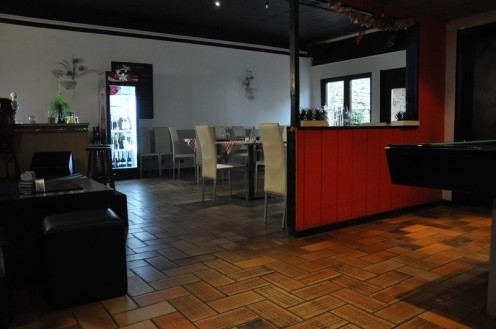 Brasserie Nonaro/ Bei der Gare_Luxemburg © Ekkehart Schmidt