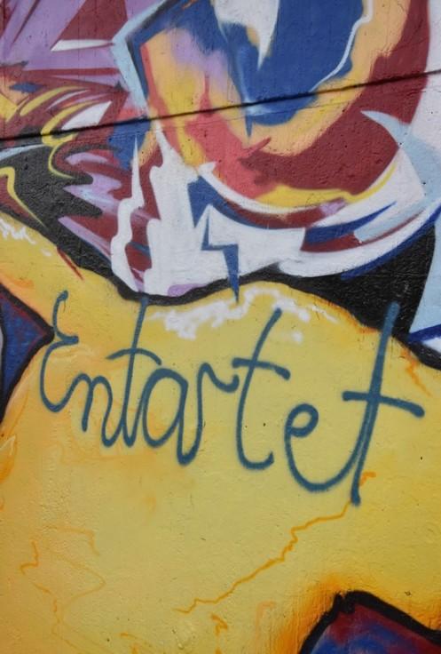 """Entartet"", ""Neger- und Kanakenkunst"" © Ekkehart Schmidt"