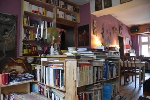 Café littéraire Le Bovary_Weimeschkierch © Ekkehart Schmidt