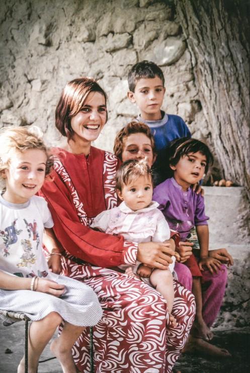 LutzJäkel_Syrien_Mutter_Kinder