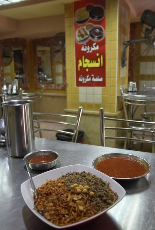 Kosheri Alembrator_Kairo © Ekkehart Schmidt