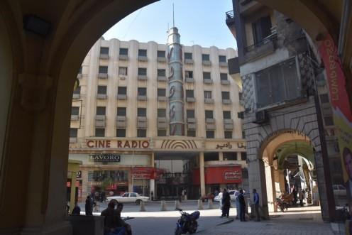 Cinema Radio_Kairo © Ekkehart Schmidt