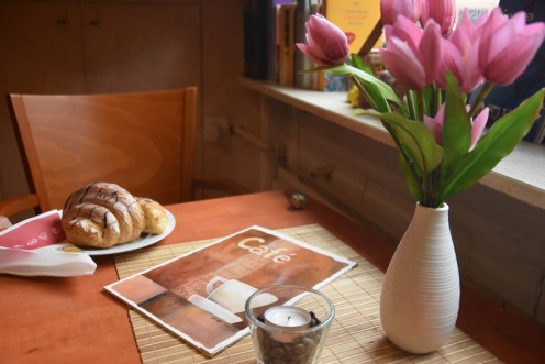 Bäckerei & Büchercafé Dicker_Edenkoben © Ekkehart Schmidt