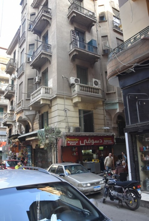 Die Garküche Desoke_Kairo © Ekkehart Schmidt