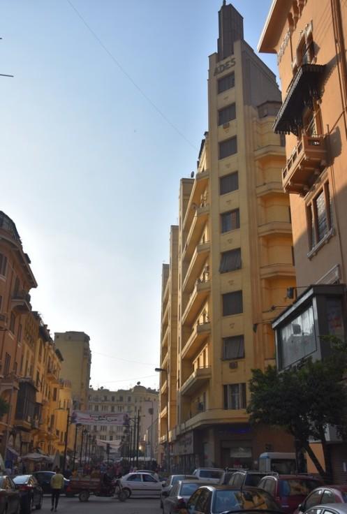 Downtown Cairo 2018 © Ekkehart Schmidt