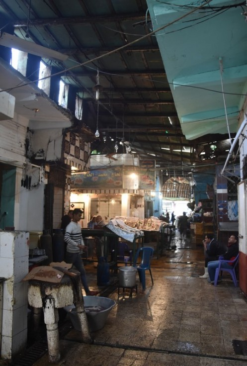 Suq al-Midan el-Gamaa_Heliopolis © Ekkehart Schmidt