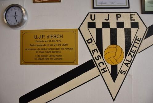 Sede UJPE_Esch an der Alzette © Ekkehart Schmidt