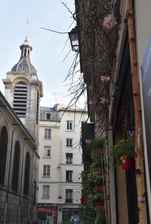 Les 2 au coin_Paris © Ekkehart Schmidt