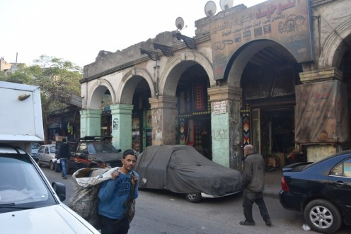 Zuckerrorsaft in Clot Bey_Kairo © Ekkehart Schmidt