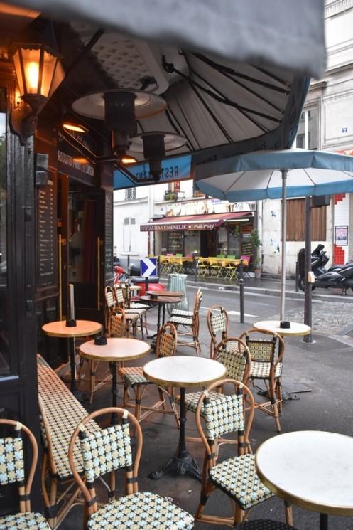 Vom stillen Sterben der Pariser Bistros © Ekkehart Schmidt