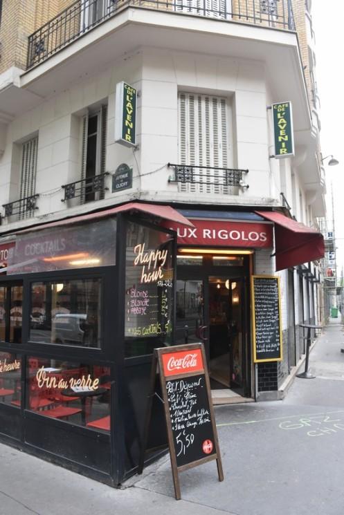 "Brasserie ""Aux Rigolos""_Paris © Ekkehart Schmidt"