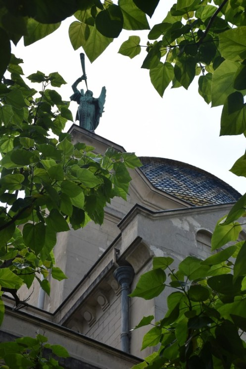 Chapelle des Sœurs auxiliatrices des âmes du Purgatoire_Paris ⓒ Ekkehart Schmidt