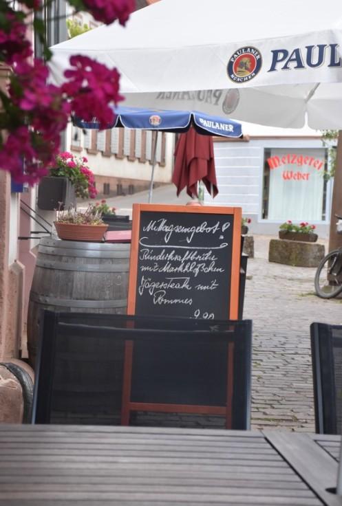 Kaffée Gut_Edenkoben ⓒ Ekkehart Schmidt