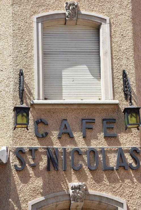 Café Saint Nicolas_Echternach ⓒ Ekkehart Schmidt