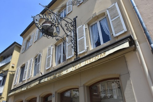 Confiserie-Patisserie Simon_Echternach ⓒ Ekkehart Schmidt