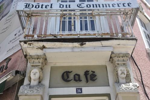 Hotel du Commerce_Echternach ⓒ Ekkehart Schmidt