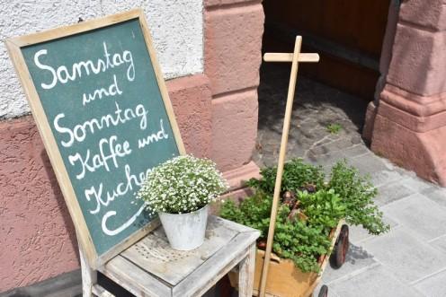 Winzer Café Weyland_Edenkoben ⓒ Ekkehart Schmidt