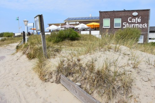 Strandcafé Sturmeck _Borkum ⓒ Ekkehart Schmidt