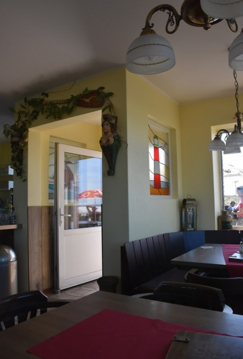 Strandcafé Seeblick _Borkum ⓒ Ekkehart Schmidt