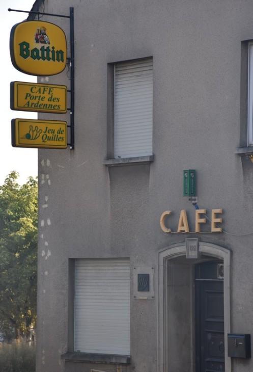 Café Porte des Ardennes_Hosingen ⓒ Ekkehart Schmidt