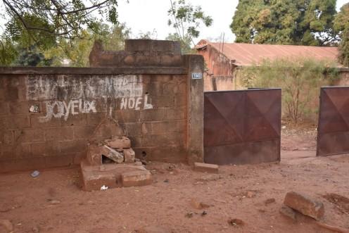 Weihnachtskrippen in Burkina Faso ⓒ Ekkehart Schmidt