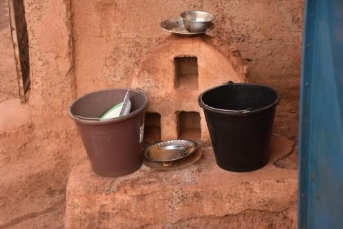 Weihnachtskrippen in Ouagadougou ⓒ Ekkehart Schmidt