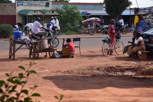 Café Pyramide_Ouagadougou ⓒ Ekkehart Schmidt