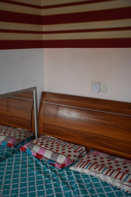 Belle Hotel Ouagadougou (c) Ekkehart Schmidt