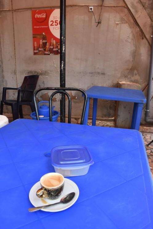 Class Café_Ouagadougou ⓒ Ekkehart Schmidt