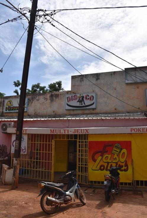 Multi-Jeux Le Pandora_Ouagadougou ⓒ Ekkehart Schmidt
