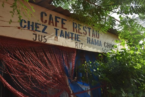 Café Restau Chez Tantie_Ouagadougou ⓒ Ekkehart Schmidt