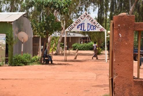 Grand Cafeteria Fil d'or_Ouagadougo ⓒ Ekkehart Schmidt